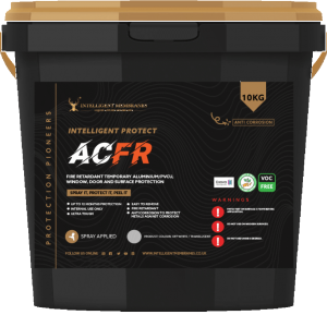 Intelligent Protect ACFR - flame retardant protection film